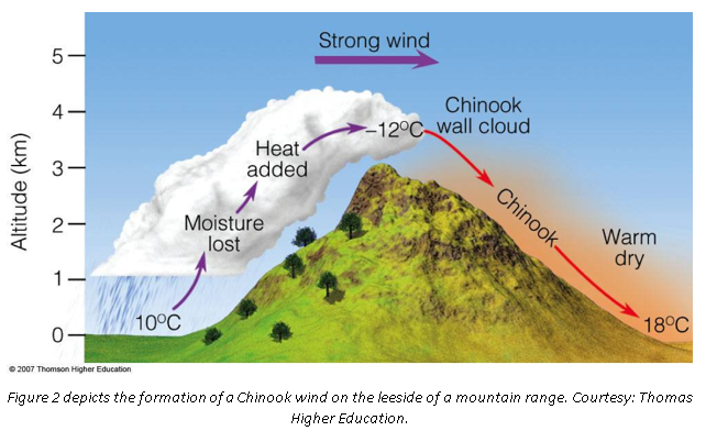 chinook wind