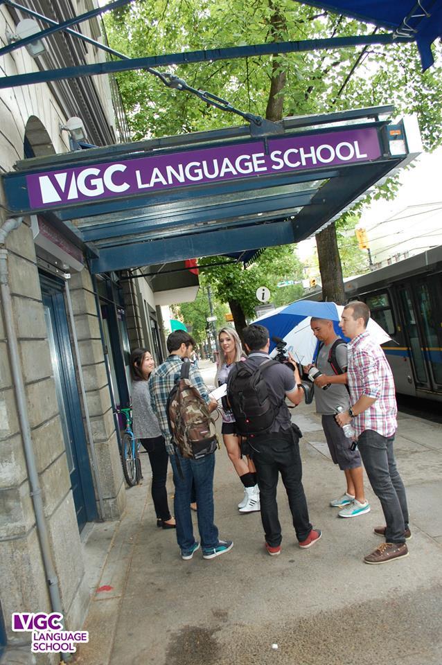 溫哥華語言學校- 【VGC】