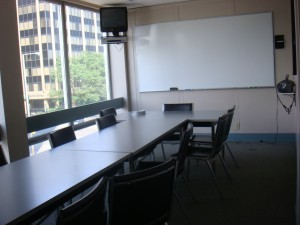 多倫多Hansa語言學校-教室內部