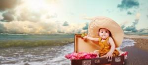 baby traveler