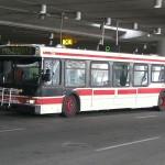 airport toronto bus