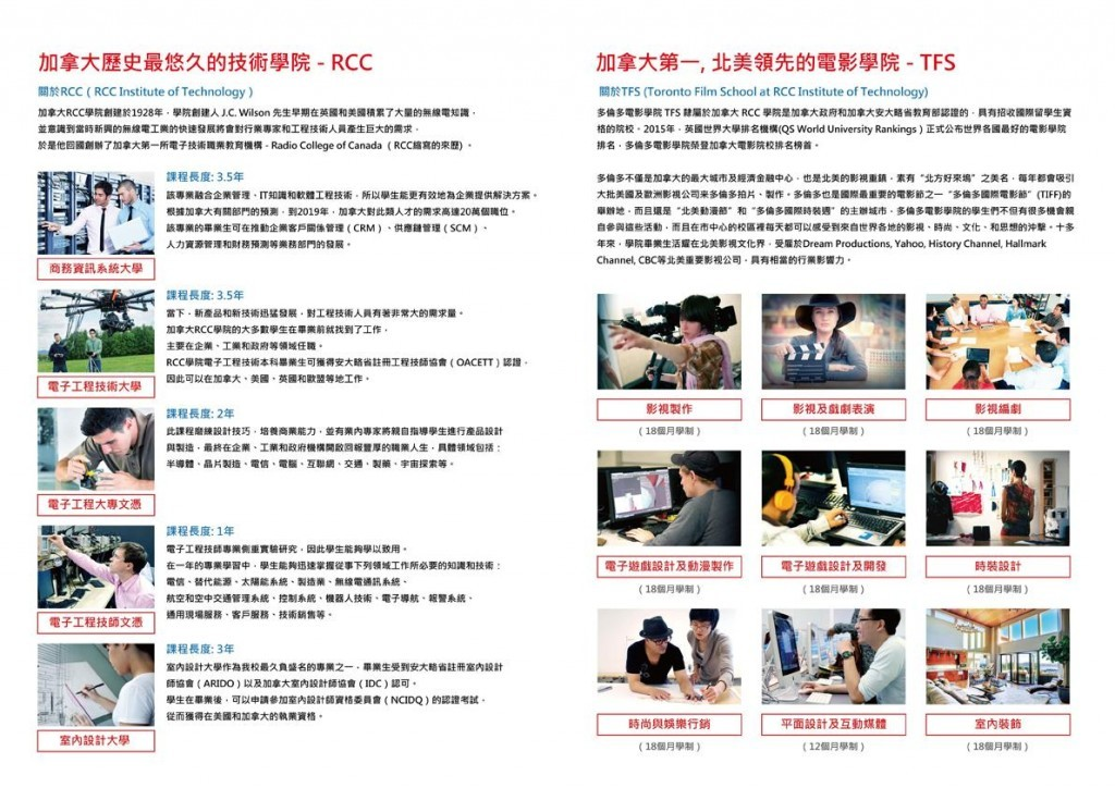 TFS & RCC