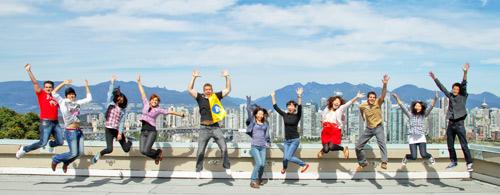 【IH】溫哥華語言學校- International House Vancouver