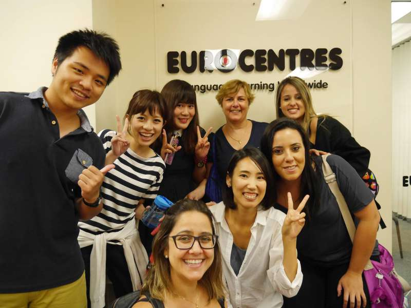 Eurocentres語言學校
