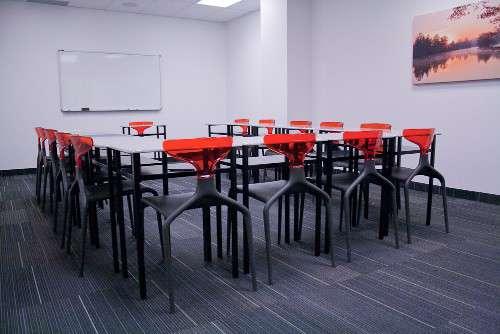 Eurocentres語言學校-教室內部