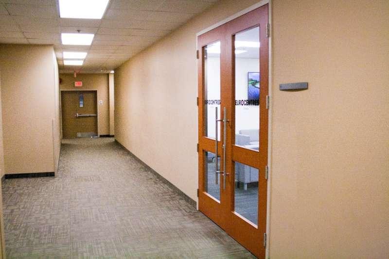 Eurocentres語言學校-走廊