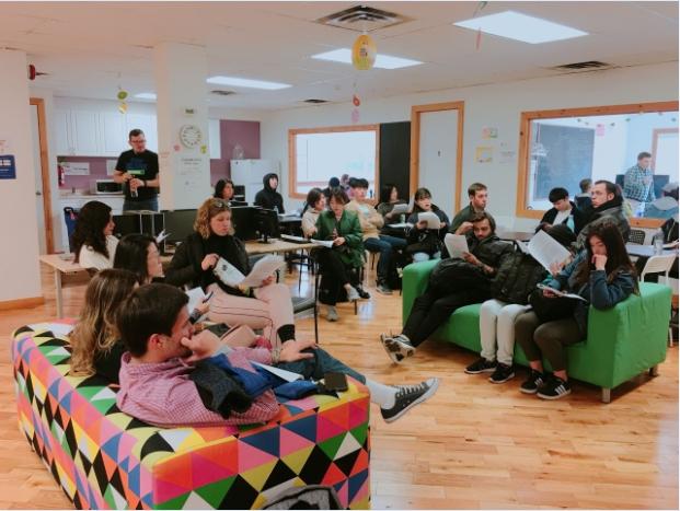 英文口說課程RCIIS多倫多語言學校