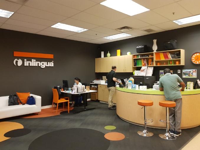 Inlingua Victoria-維多利亞語言學校-學校內部
