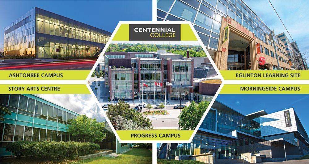 Centennial College百年理工學院