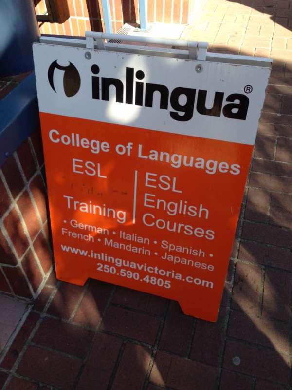【Inlingua Victoria】-維多利亞語言學校