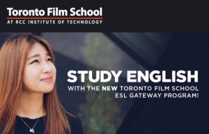 Toronto Film School 加拿大電影學院