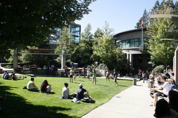 溫哥華卡普蘭諾大學 Capilano University
