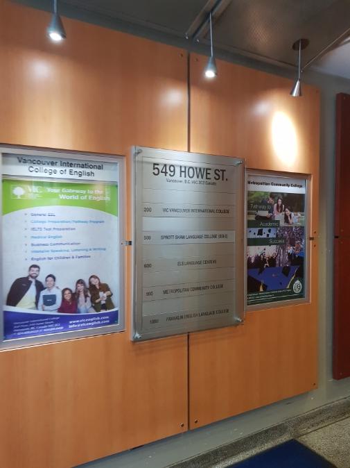 SSLC -【 Sprott Shaw Language College- 溫哥華校區】
