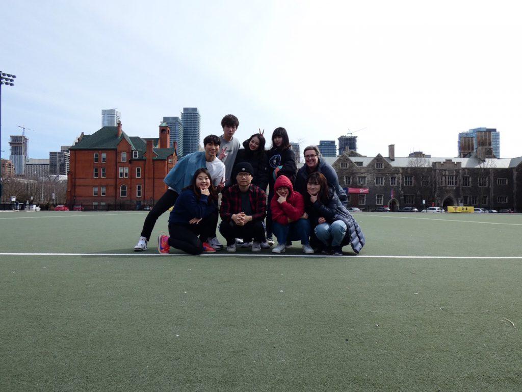 多倫多語言學校【University of Toronto-多倫多大學附設語言中心】