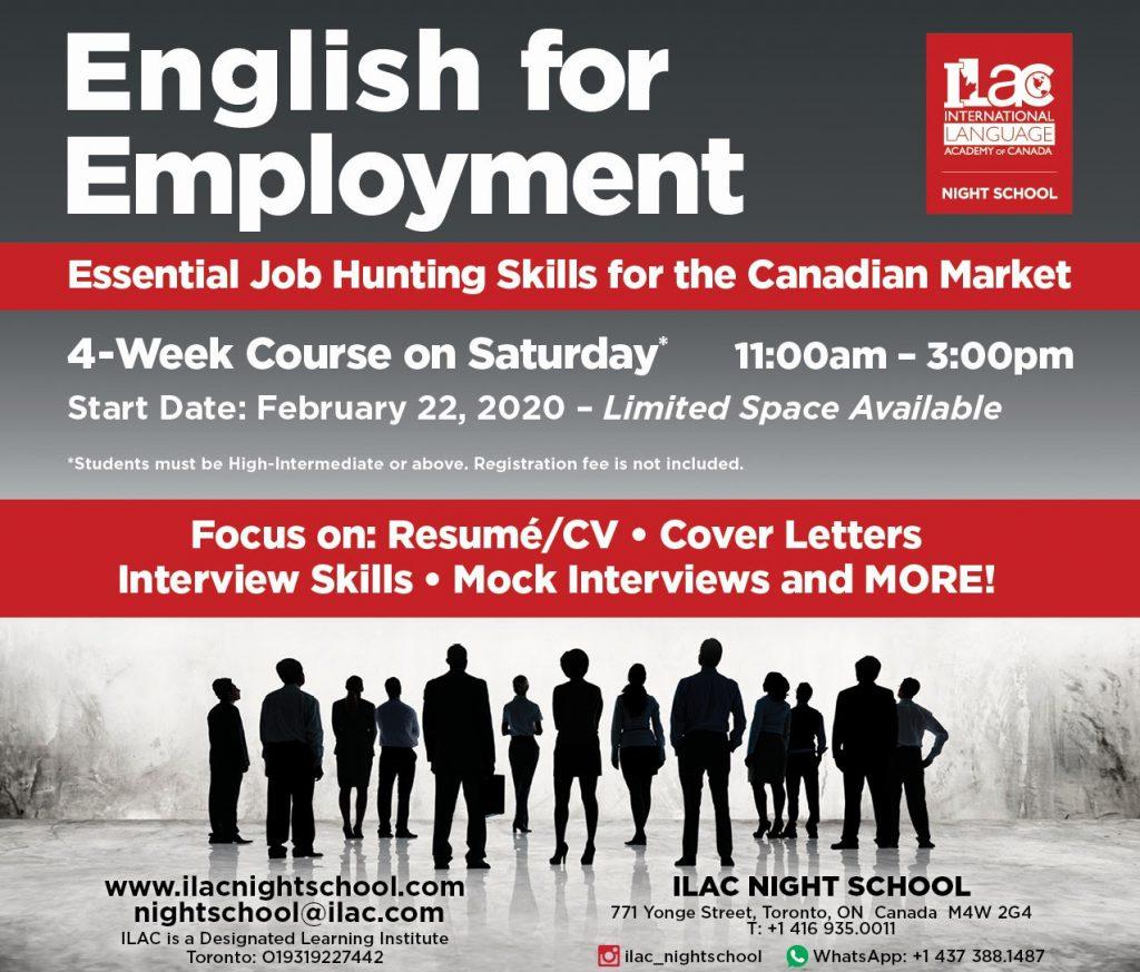 加拿大語言學校ILAC -特惠