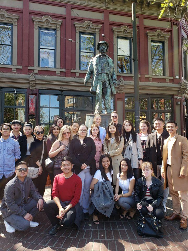 CTC溫哥華旅遊學院