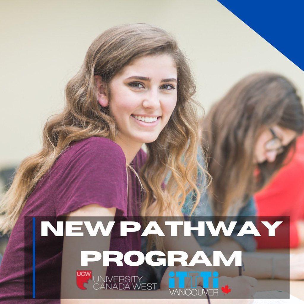 iTTTi Vancouver 溫哥華語言學校-pathway