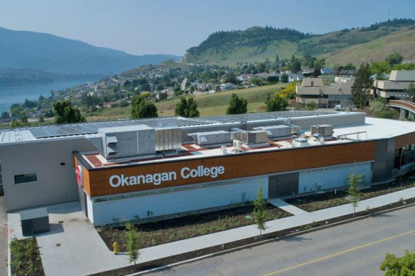 okanagan-college-奧克拿根學院 Kelowna學院