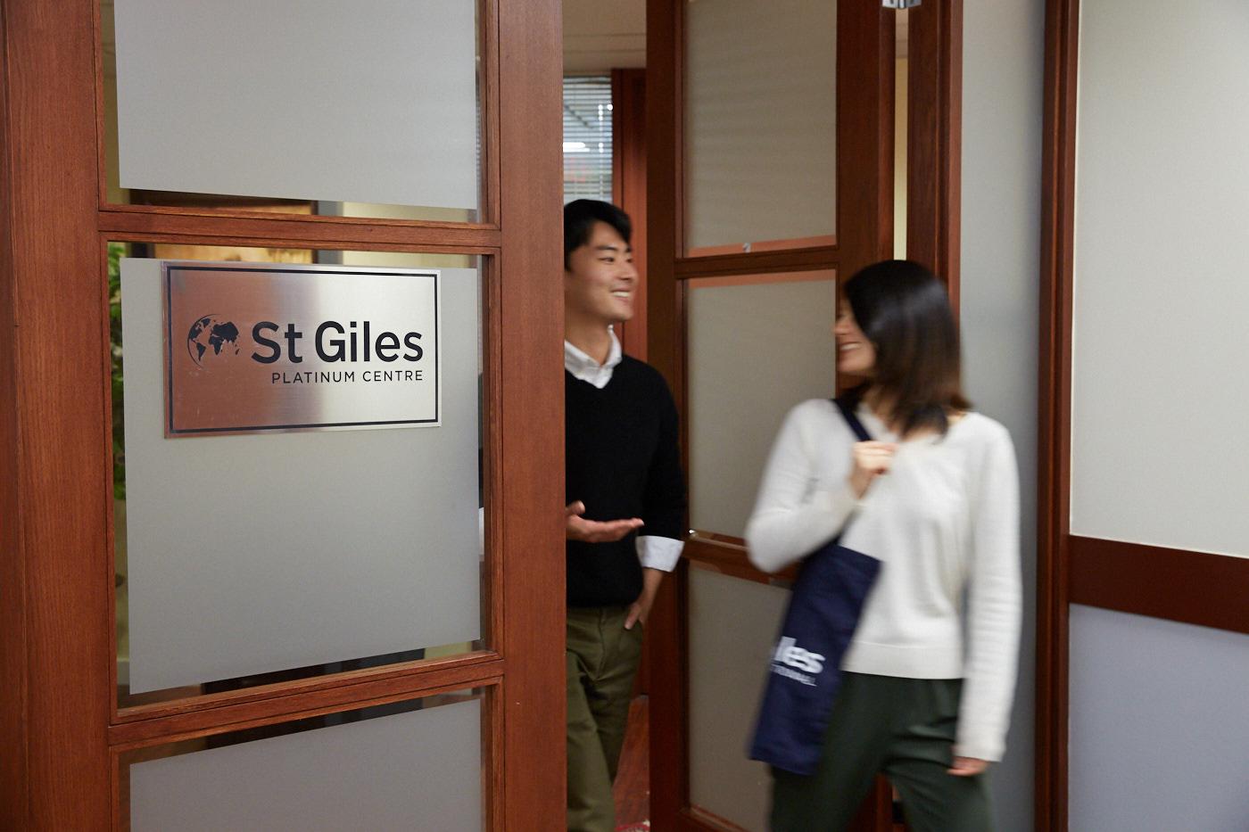 St. Giles國際語言學校