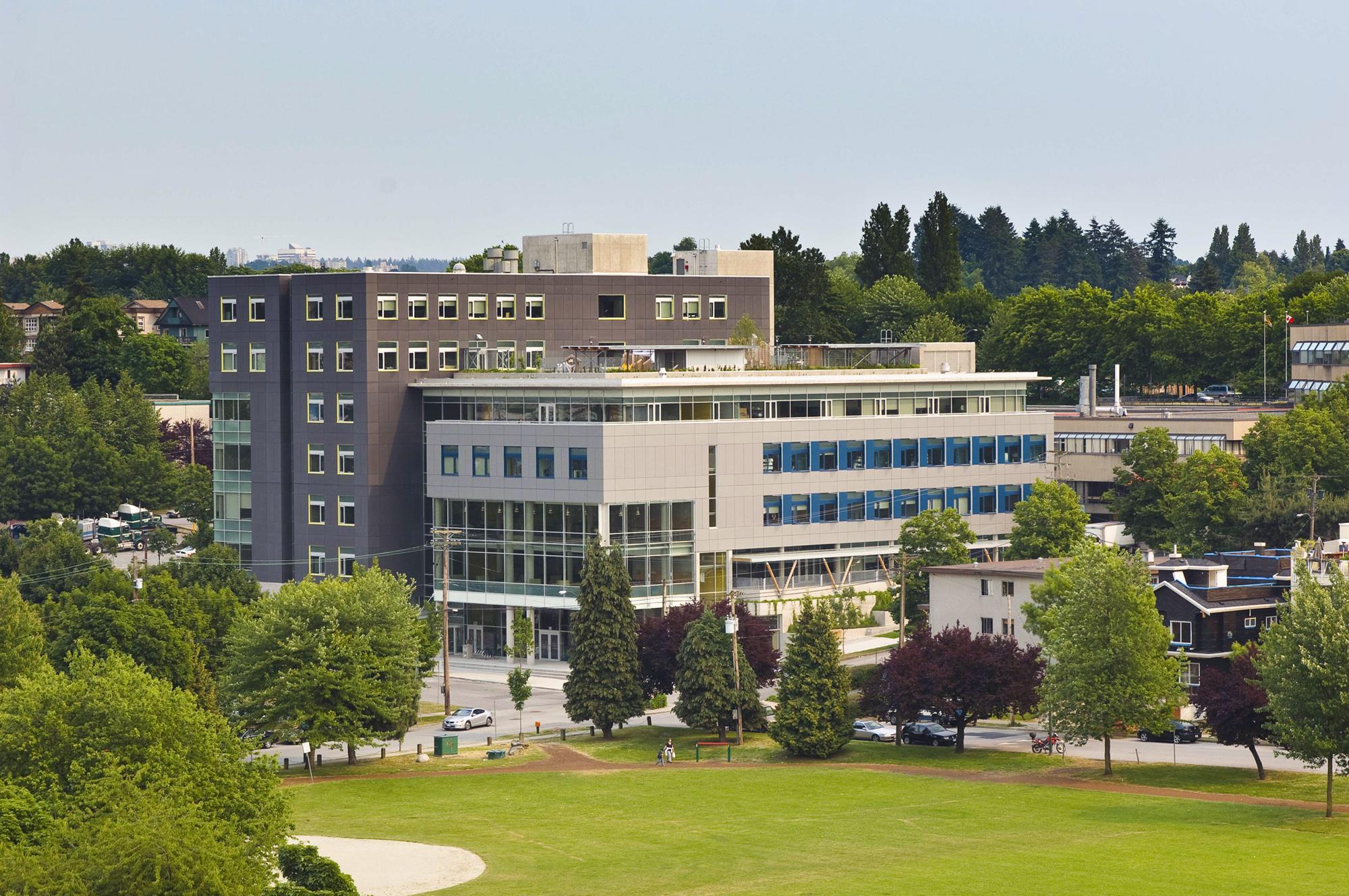 溫哥華學院VCC